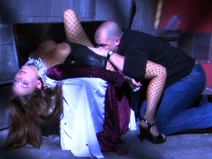 Slave Venus Is Tied & Made To Take Anal For Release